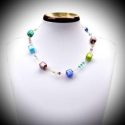 Halskette aus Murano-glas aus Venedig